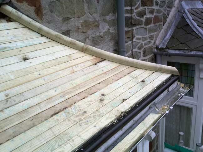 Rooflights in Bath