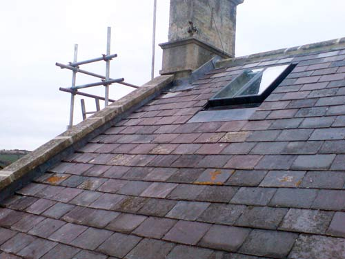 Roof Tiling in Bath