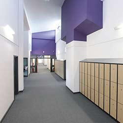 Commercial floor and cupboard lamination Chippenham