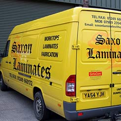 Laminate & Formica Deliveries
