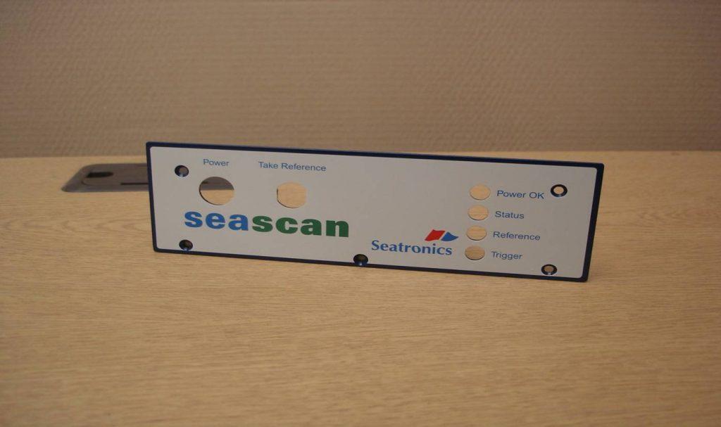 multi colour screen printed control panel fabrication Chippenham
