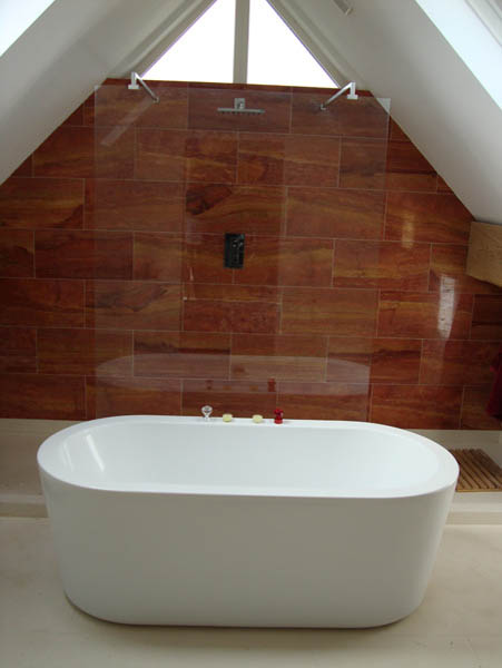 Stone Flooring In Bath