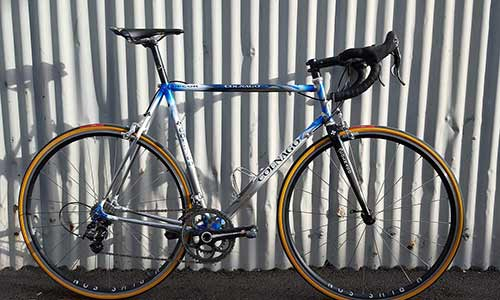colnago dream bike build bristol