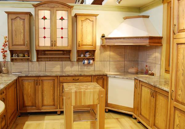 Wooden Handmade Kitchens in Bristol