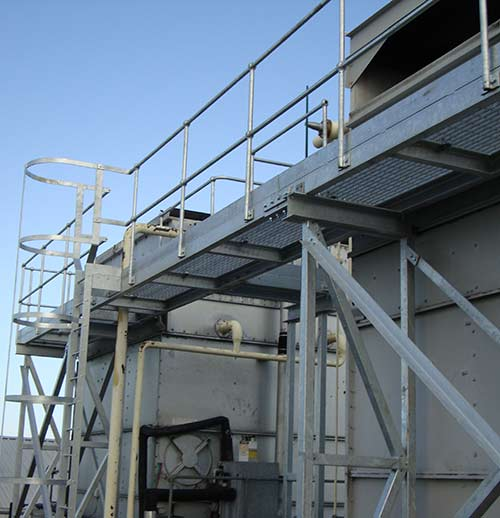 Commercial steel fabrication services Bath