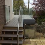 Steel Rail and Decking