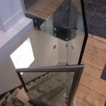 Steel Fabrication Staircase Bath