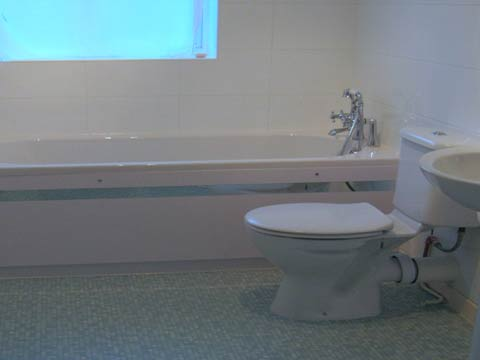 Bathroom refurbishment in Bristol