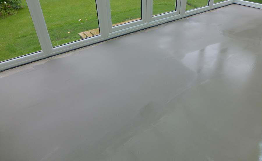 Floor-preparation---latex-levelling-compound